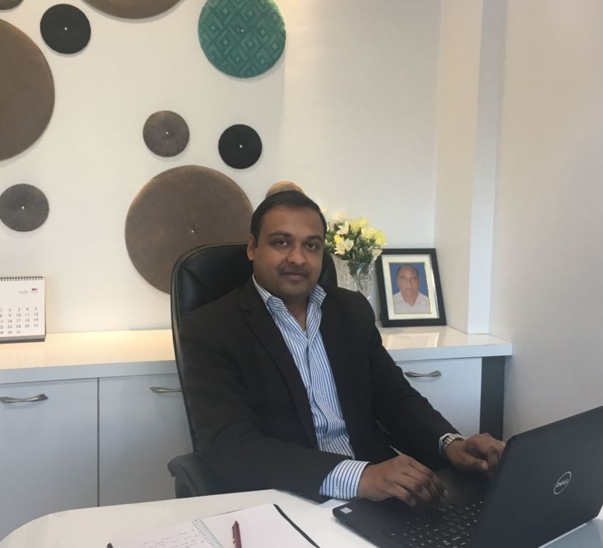Connecting Businesses to their people- Story of Prasun Jain