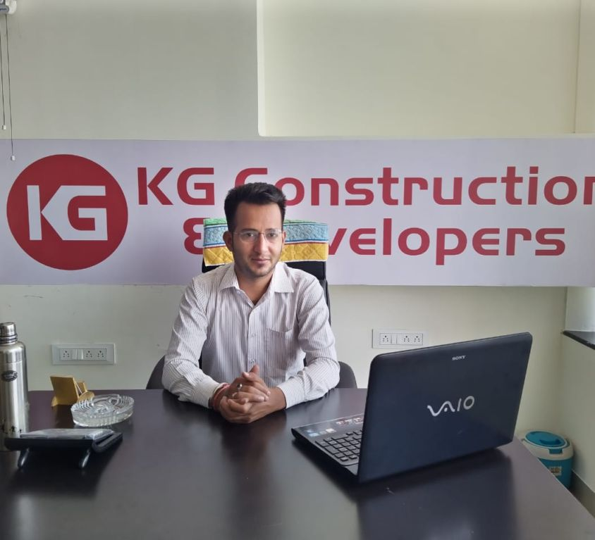 Constructional Story of KG Agarwal