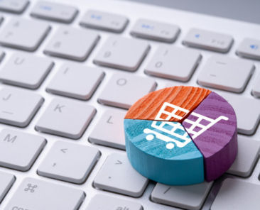 online-shopping-icon-colorful-pie-chart-puzzle_117856-1968