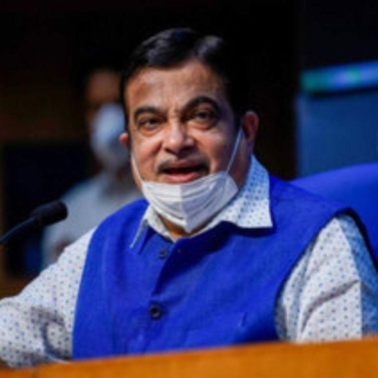 MSME Minister-Nitin Gadkari