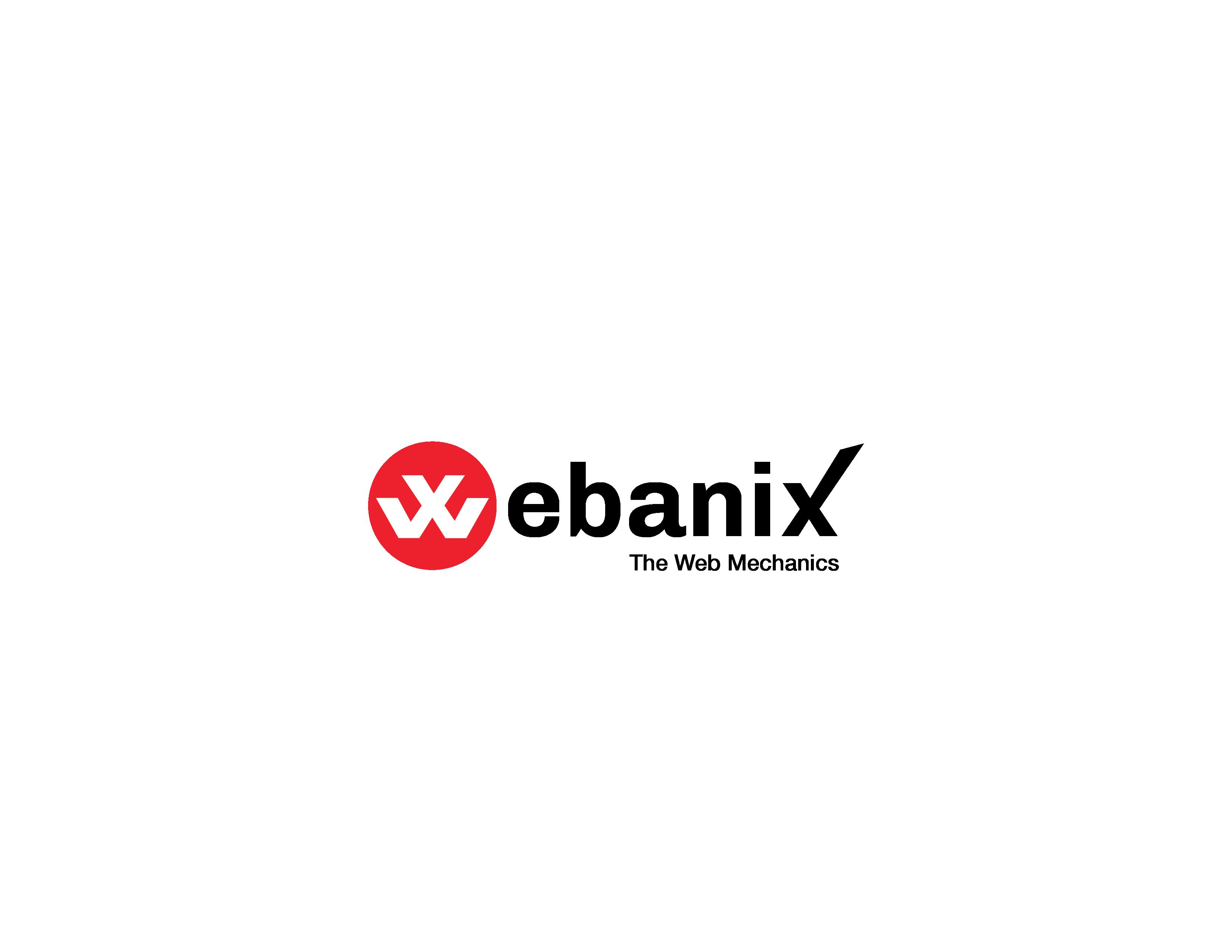 Webanix new logo 01