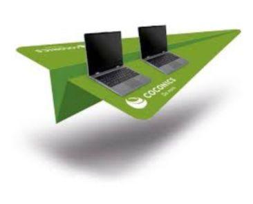 Coconics laptop