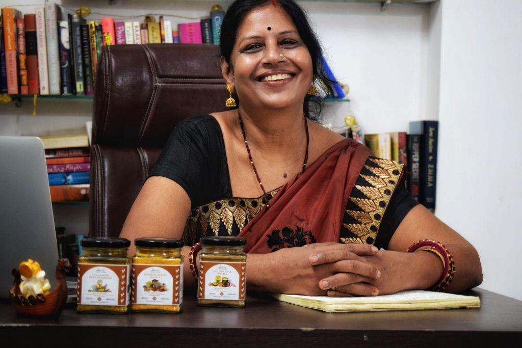 Mrs Jamana Mahajan